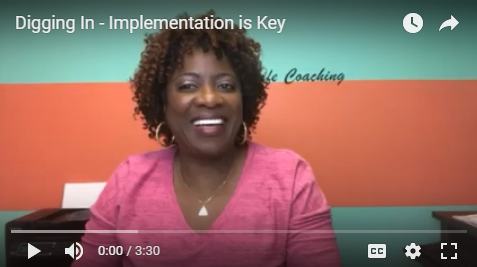 Digging In – Implementation is Key